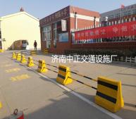 学校门口安装水泥必赢亚洲官网登录入口